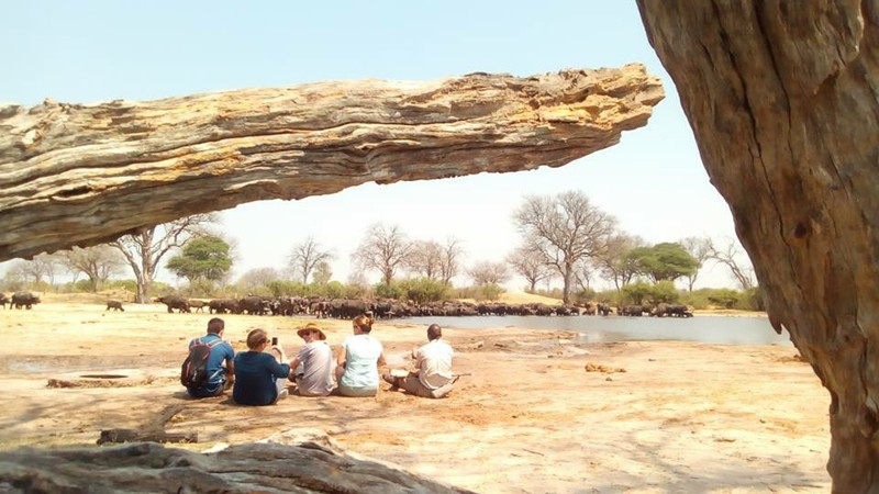 Helen takes a fam trip to Zimbabwe and Kenya – October 2017