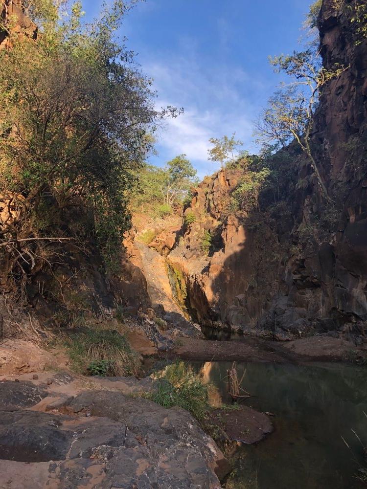 Dibu Dibu Gorge at Gorges Lodge Victoria Falls